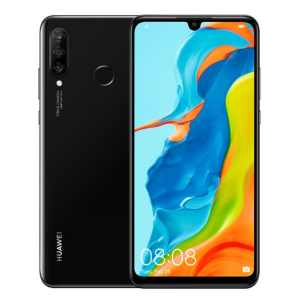 HUAWEI P30 LITE MIDNIGHT BLACK 128 GB